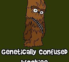 Genetically Confused Wookiee | ThereGoesLucie by ThereGoesLucie