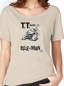 Isle Of Man TT 1961 Women's Relaxed Fit T-Shirt
