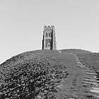 The Tor in Winter by Heather Parsons