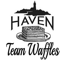Haven Team Waffles by HavenDesign