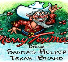 Merry Texmas by Kevin Middleton