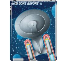 Star Trek - To Boldly Go II iPad Case/Skin