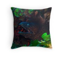 Don't come closer Throw Pillow
