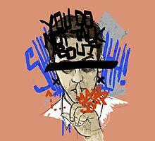 Shhhhhhhht! by Bishok