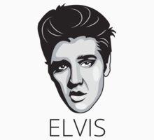 Elvis Presley by sweetlord