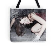 Scary Vamp Part Two Tote Bag