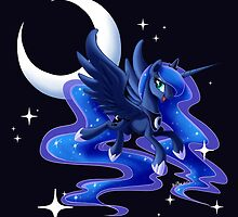 Princess Luna by ArcadianPhoenix