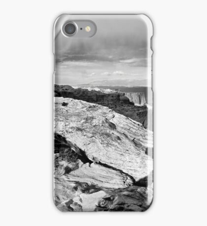 Rainbows of Light and Stone iPhone Case/Skin