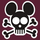 The Jolly Rodent (Big Logo) by TeeArt