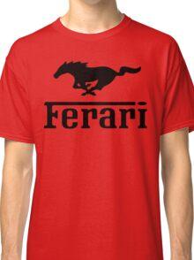Funny Ferrari Shirt Classic T-Shirt