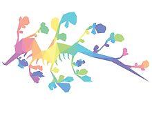Leafy Sea Dragon by artistic-artist
