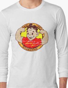 Average Joe's Gymansium Long Sleeve T-Shirt