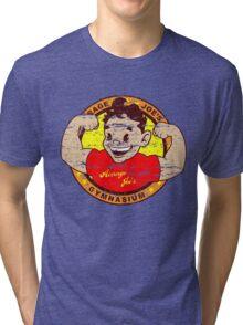 Average Joe's Gymansium Tri-blend T-Shirt