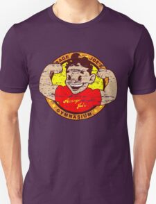Average Joe's Gymansium Unisex T-Shirt
