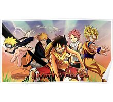 Animes Best Of Poster