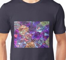 Rich Colorful Glass Gems Unisex T-Shirt