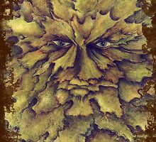 Greenman by tinymystic