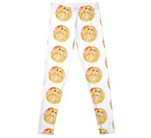 Adorkable Goofy Nigri Leggings