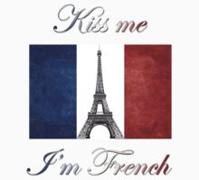Kiss Me I'm French Kids Clothes