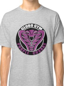 Globo Gym Purple Cobras Classic T-Shirt