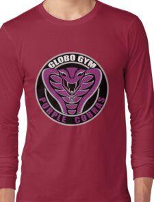 Globo Gym Purple Cobras Long Sleeve T-Shirt