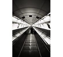 Descent Photographic Print