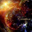 Creation by saleire