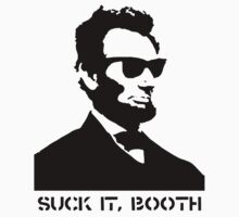 Abraham Lincoln Suck It Booth by Cinemadelic