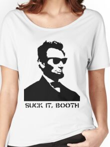 Abraham Lincoln Suck It Booth Women's Relaxed Fit T-Shirt