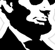Abraham Lincoln Suck It Booth Sticker