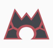Team Magma Emblem Kids Clothes