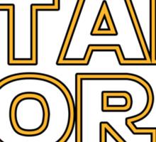 Star-Lord man... Legendary outlaw. Sticker