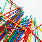 Pick up Sticks by Rachel  Gartly