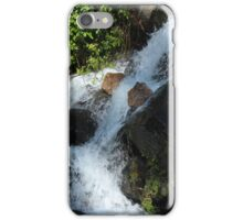 River Rapids in Peguche iPhone Case/Skin