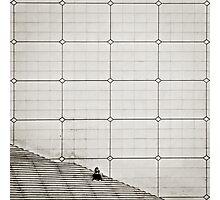 Parisian Squares Photographic Print