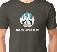Urban Survivalists- black Unisex T-Shirt
