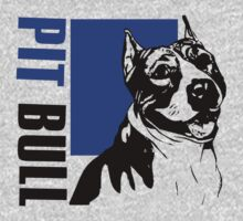 PIT BULL by IMPACTEES