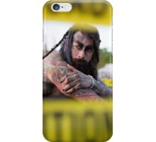 CAUTION TAPE  iPhone Case/Skin