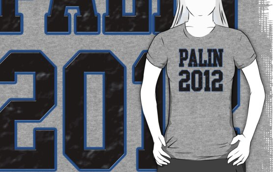 Palin 2012 by brattigrl