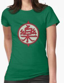 楽 Womens Fitted T-Shirt