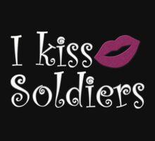 I Kiss Soldiers by brattigrl