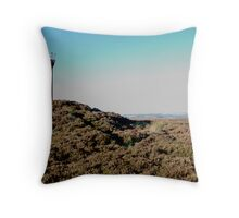 Danby Beacon, (just erected) Throw Pillow