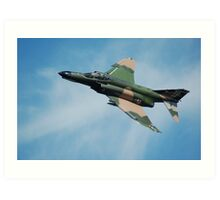 F4 Phantom Art Print