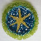 Starfish Platter by Kaz Rhoads
