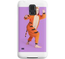 Jim Moriarty - Andrew Scott - Tiger Onesie Samsung Galaxy Case/Skin
