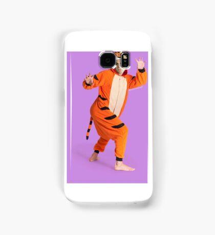 Jim Moriarty - Andrew Scott - Tiger Onesie Samsung Galaxy Case/Skin
