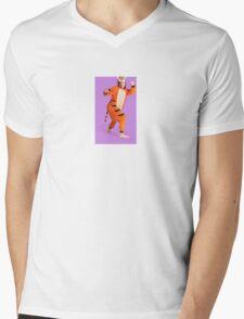 Jim Moriarty - Andrew Scott - Tiger Onesie Mens V-Neck T-Shirt