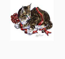 Holiday Kitten Unisex T-Shirt