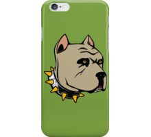 PIT BULL-2 iPhone Case/Skin