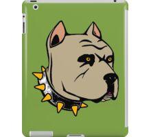 PIT BULL-2 iPad Case/Skin